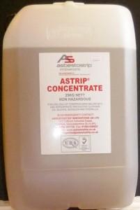 L'agent imprégnant liquide ASTRIP® concentré
